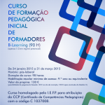 Curso Peda Form 2015